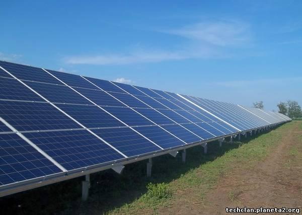 солнечные батареи Одесса